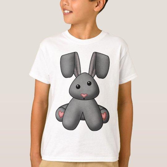 Lura's Stuffed Bunny 6 T-Shirt