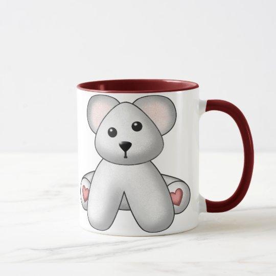 Lura's Stuffed Teddy 2 Mug