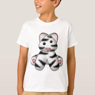 Lura's Stuffed White Tiger T-Shirt