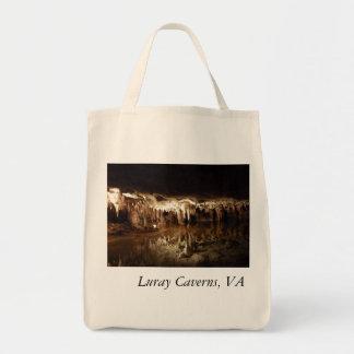 Luray Caverns reflecting pool Tote Bag
