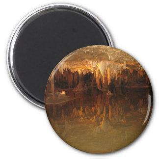 Luray Caverns, Reflection Pool Fridge Magnets