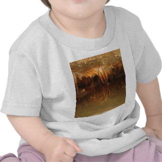 Luray Caverns Reflection Pool T Shirts