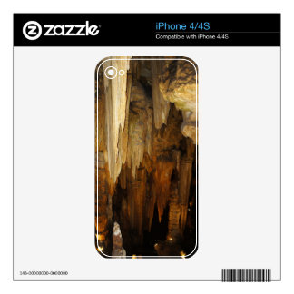 Luray Caverns Decals For The iPhone 4