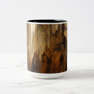 Luray Caverns Two-Tone Coffee Mug