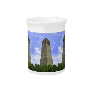 Luray's Singing Tower Drink Pitcher