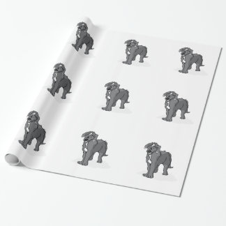 Lurcher 'Bodhi' Wrapping Paper