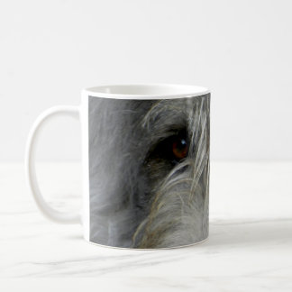 Lurcher Up Close - Mug One