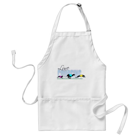 Lure Coursing Dogs Adult Apron