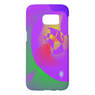 Lured into Space Samsung Galaxy S7 Case