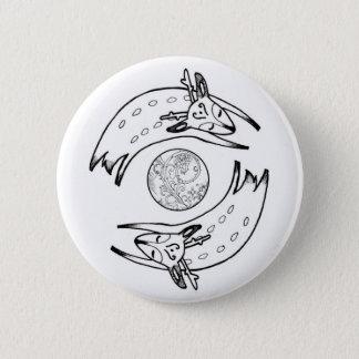 Lurkdeer Buttom Pinback Button