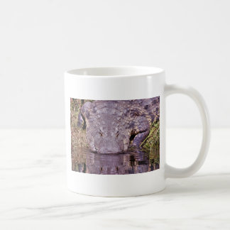 Lurking Gator Coffee Mug
