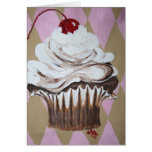 Luscious Cupcake Card
