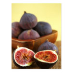 Luscious Figs Postcard