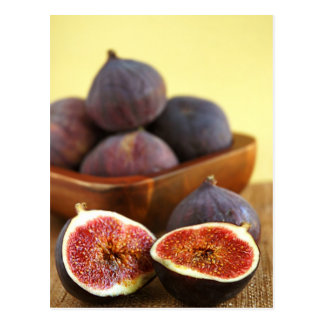 Luscious Figs Postcard