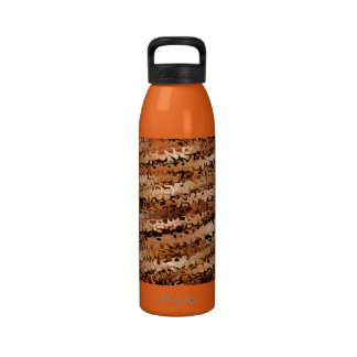 Luscious Hot Cocoa Dream Drinking Bottles