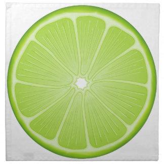 Luscious Lime Napkin