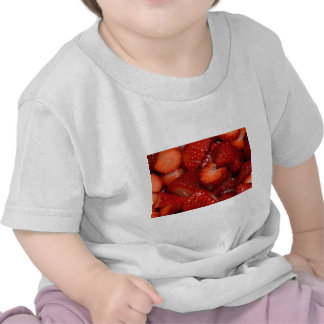 Luscious Strawberries T Shirts