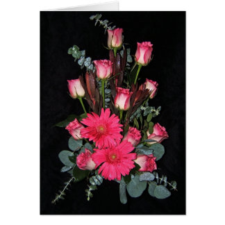 Lusciously Pink Greeting Cards