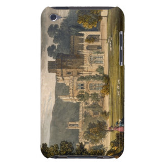 Luscombe Castle, Devon (colour litho) Barely There iPod Cover