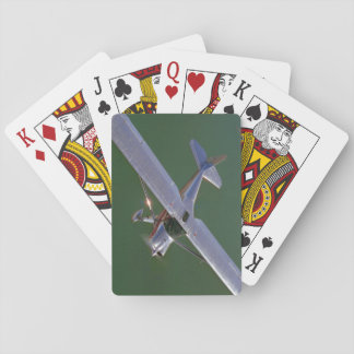 Luscombe, Model 8, 1948_Classic Aviation Playing Cards