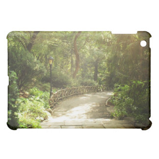 Lush Central Park Landscape, New York City Cover For The iPad Mini