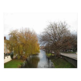 Lush Dublin Postcards