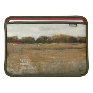 Lush Green Countryside Landscape Sleeves For MacBook Air
