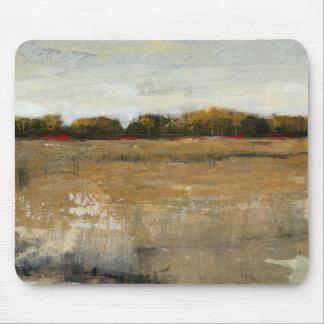 Lush Green Countryside Landscape Mousepads