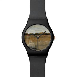 Lush Green Countryside Landscape Watch