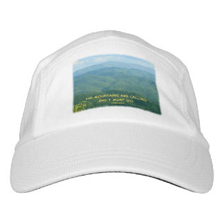 Lush Green Smoky Mtns /Mtns Calling! Headsweats Hat