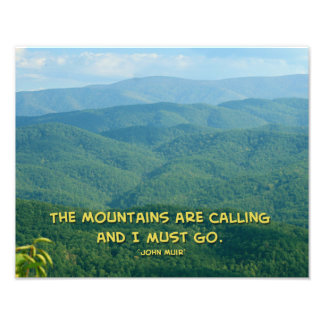 Lush Green Smoky Mtns Mtns Calling Photo