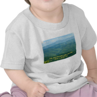 Lush Green Smoky Mtns /Mtns Calling! Tees