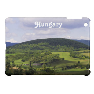 Lush Hungary Landscape iPad Mini Covers