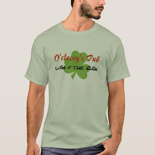 Lush O' The Irish T-Shirt