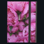 """Lush Pink Peony Flowers Case For iPad Air<br><div class=""""desc"""">Your gadgets will love this iPad case featuring a beautiful pink peony photographic print!</div>"""
