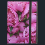 "Lush Pink Peony Flowers Case For iPad Air<br><div class=""desc"">Your gadgets will love this iPad case featuring a beautiful pink peony photographic print!</div>"
