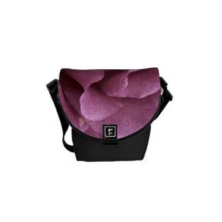 Lush Pink Rose - Small BAG Messenger Bags