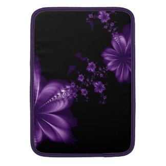 Lush Purple Garland MacBook Air Sleeve