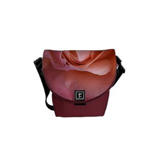 Lush Rose Rich - Mini Messenger Bag Outside Print