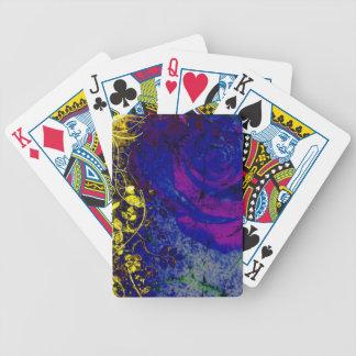 Lushrose 1 bicycle playing cards