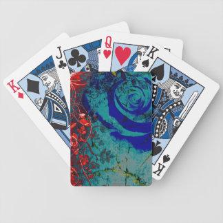 Lushrose 2 bicycle playing cards