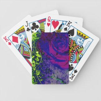 Lushrose 3 bicycle playing cards