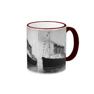 Lusitania del RMS Taza