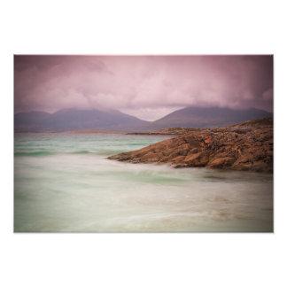 Luskentyre Beach Photo Print