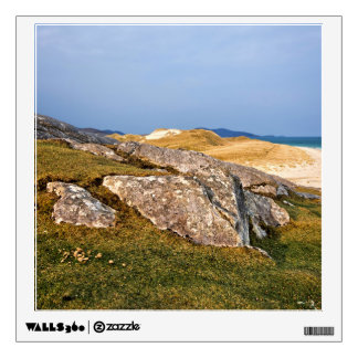 Luskentyre Beach Wall Decal