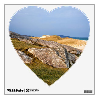 Luskentyre Beach Wall Sticker