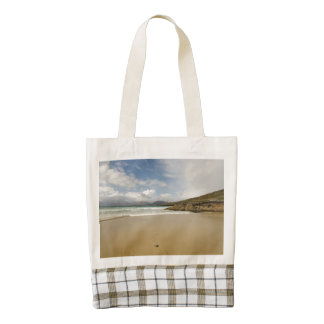 Luskentyre Beach Zazzle HEART Tote Bag