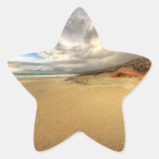 Luskentyre, Isle of Harris Star Sticker