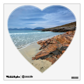 Luskentyre, Isle of Harris Wall Decal