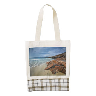 Luskentyre, Isle of Harris Zazzle HEART Tote Bag